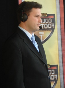 clay matvick sports play by play announcer