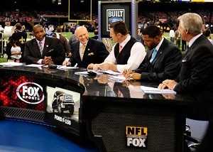 curt menefee nfl on fox pregame crew super bowl