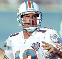 dan marino sports personality the volitile superstar