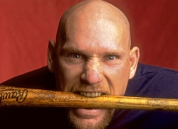 jay buhner seattle mariners outfielder