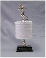 national signing day recruiting national championship trophy