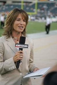 suzy kolber espn female sportscaster women in sports media