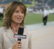 women in sports journalism suzy kolber